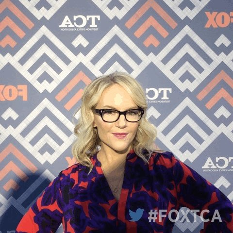 At the #FOXTCA All-Star Party with @rachaeleharris! 🎉 #Lucifer