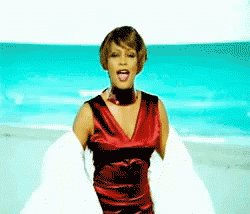 Happy Birthday to my auntie Whitney Houston! Forever an icon.