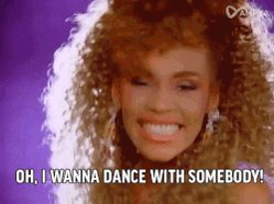 Happy Birthday to the forever angel Whitney Houston and the hilarious