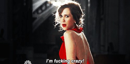 Happy 44th birthday to Kristen Wiig! You are a total eclipse of comedy.