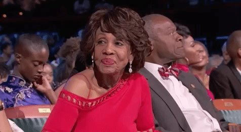 RT @blackvoices: Auntie Maxine Waters is here to reclaim her time! #BlackGirlsRock https://t.co/q8rDhwW33Y