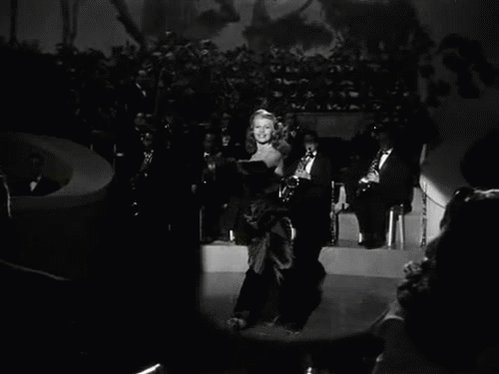 🎶Put the blame on Mame🎶 #Gilda #TCMParty https://t.co/U4dl3vlmdd