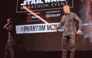 Star Wars, X-Men, Heroes, G.I. Joe, and plenty more - a huge and happy 43rd birthday to the one and only Ray Park.