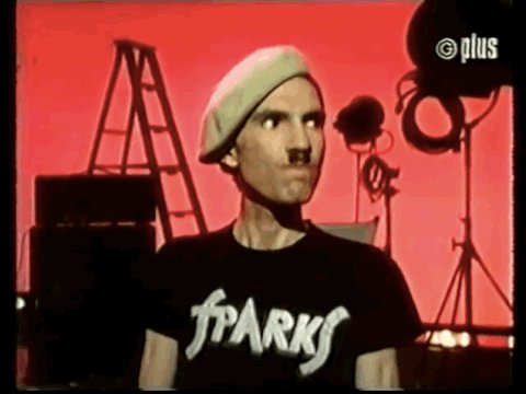 Happy 72th Birthday to Ron Mael