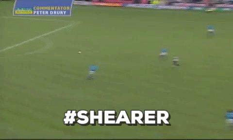 Happy Birthday to the legend Alan Shearer