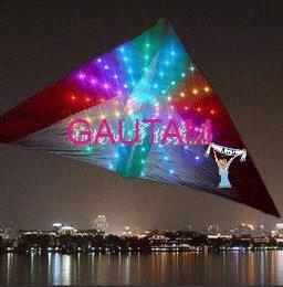 Happy birthday!!! Gautam i love you!!! look of love