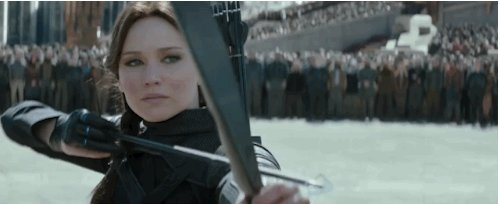 Happy Birthday Jennifer Lawrence! Watch her in The Hunger Games on Friday 18 August at 10:15 on