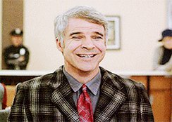 Happy Birthday Steve Martin! 72 years young