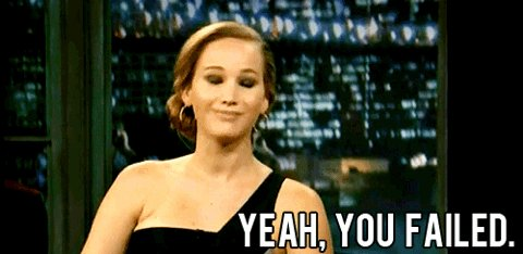 Happy Bday Jennifer Lawrence! We wanted to find you the perfect bday gif. Perhaps our fans can find a better one?