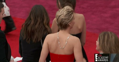 We are all Jennifer Lawrence. Happy 27th birthday J-Law