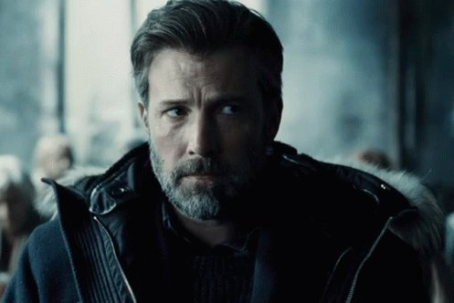 Good Morning and Happy Birthday, Ben Affleck