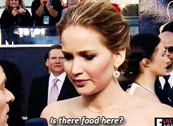 One last thing: Happy birthday to my sister Jennifer Lawrence, who is my spirit animal.