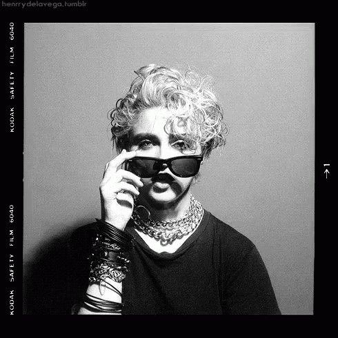 Happy Birthday to the legendary Madonna