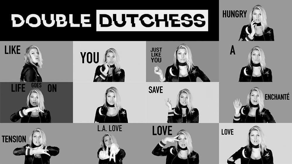 #DOUBLEDUTCHESS TRACKLIST  by @GIPHY https://t.co/lheGhM32lT  ???????? PREORDER 8/25 https://t.co/QSZqh9dPKi