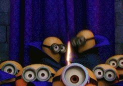 Happy Birthday Amy! And don\t trust the minions