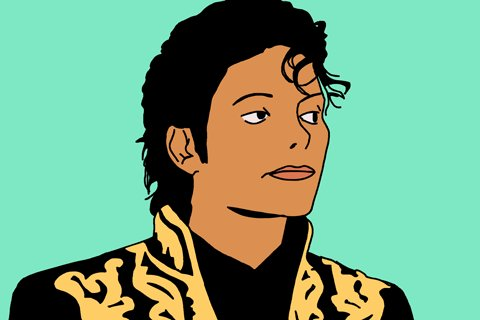 Today, Michael Jackson would\ve turned 59. Happy birthday to the King of Pop.