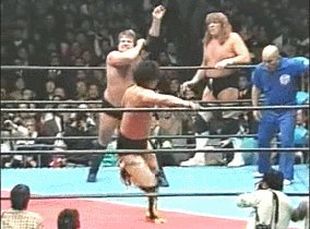 Happy Birthday to one of the absolute s Cowboy Stan Hansen.