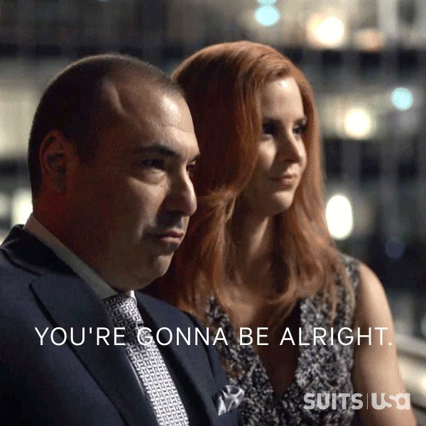 RT @Suits_USA: RT if you think Donna and Louis are friendship goals. #Suits100 https://t.co/gpcdbKP8IO