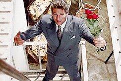Actor Richard Gere was born in 1949.  Happy Birthday Mr Gere