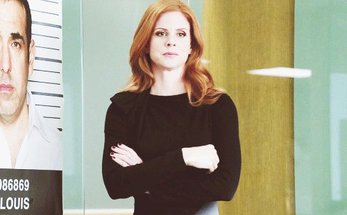 RT @greysfan: Donna Paulsen we need you in our life @sarahgrafferty #Darvey #Suits100 #Suits https://t.co/onrATldK5u