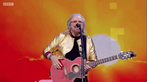 Happy 70th Birthday to Bee Gees lead singer and disco legend, Barry Gibb!