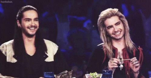 Happy birthday Tom e Bill Kaulitz