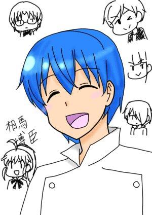 WORKING!!のキャラを描きます by いっちー(*´꒳`*)  #kakooyo相馬さんをちゃんと描きました回りに