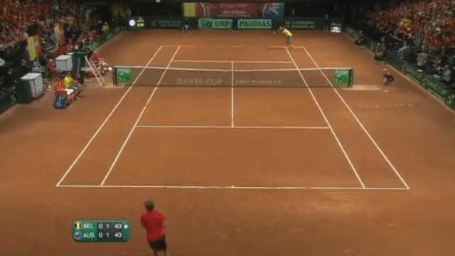 RT @doublefault28: Kyrgios (🎥@DavisCup) https://t.co/Ace5knLneV