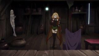 純潔のマリア 01純潔的瑪利亞 01Maria the Virgin Witch 0100:04:55.16#Anime