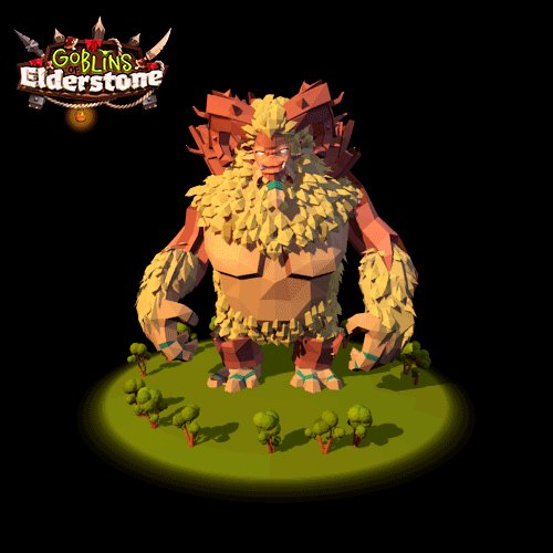 This is Iridin a nature god of war! #indiedev #indiegame #gamedev #b3d #UE4 #lowpoly #PCGaming #Steam https://t.co/lbuJDrTi5A