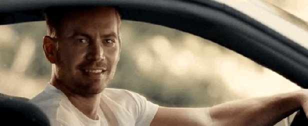 Happy 44th birthday Paul Walker