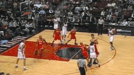 Happy Birthday Yao Ming! This is still one of the funniest basketball plays I\ve ever seen