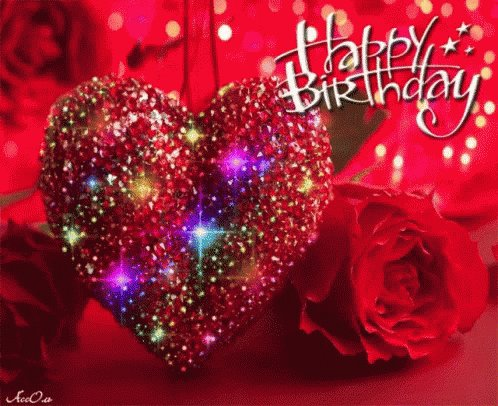 Someone has a birthday today and I hope she has many more happy birthday Angelina Love just for you