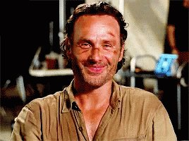 Happy birthday andrew lincoln, i love you so much dad