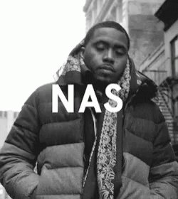 """ Big Happy Birthday To      happy birthday legendary Nas Live long!"