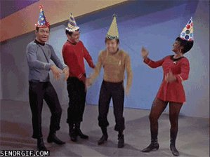Happy Birthday Walter Koenig! if you LOVE this guy as much as we do.
