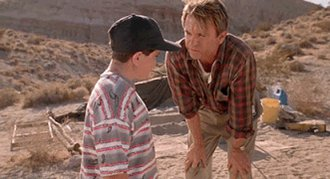 Happy Birthday to me and Sam Neill, my first movie star love.