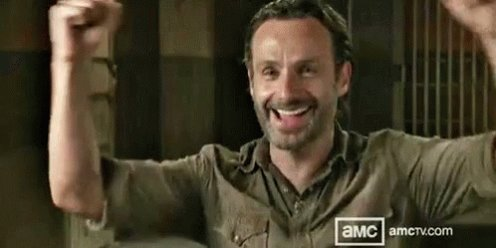 Happy birthday Andrew Lincoln! I hope you have a great day!