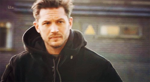 Happy birthday to this talented and amazing man: TOM HARDY