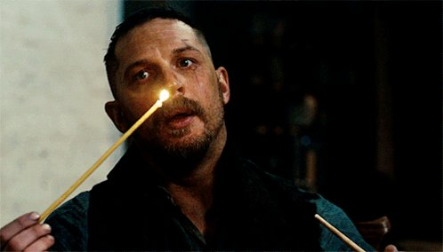 Happy birthday to tom hardy [40] .