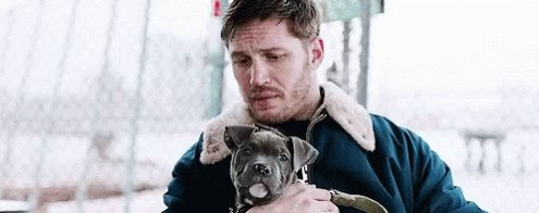 Happy birthday to our favorite actor & dog lover Tom Hardy.