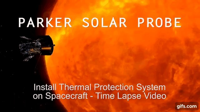 NASA probe gets 'revolutionary' heat shield for sun-exploring mission (VIDEO)