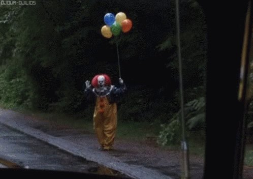 Happy birthday to the legendary - here\s a cute little balloon GIF for you!