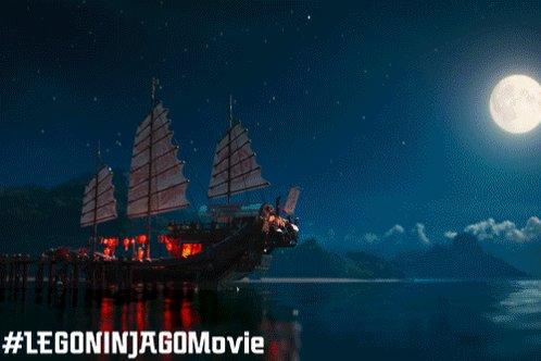 RT @NINJAGOmovie: Trained. Skilled. Ready…maybe. #LEGONINJAGOMovie in theaters TOMORROW! https://t.co/BfnltGf3Zv