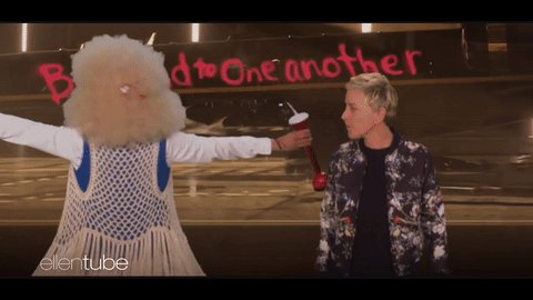 Look What You Made Ellen Do: Spoof Taylor Swift's music video.