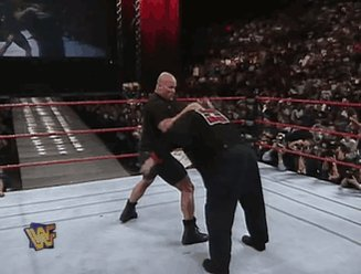 Today is the 20th anniversary of Stone Cold stunning Vince McMahon for...