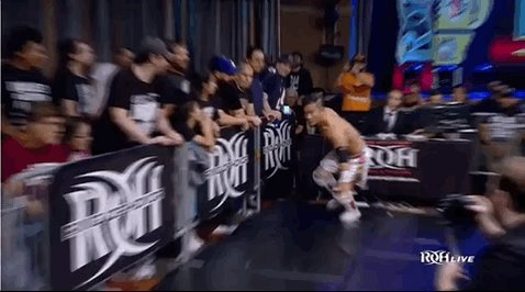 Yes, hit this at exactly 88mph #ROHTVTitle #ROHDBD https...