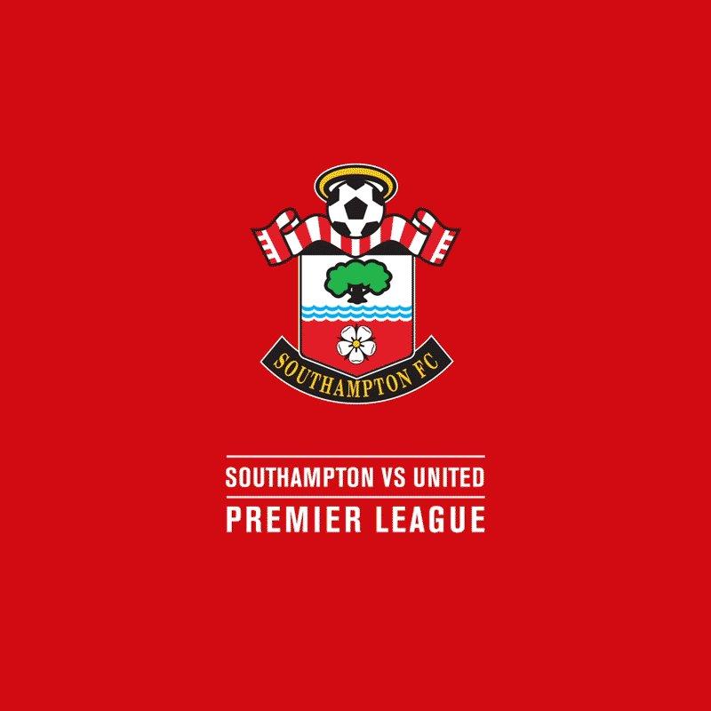 1' - We're under way as Southampton kick off. Come on! #MUFC #SOUMUN h...