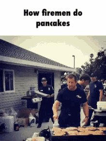 RT @MarKeeeeeO: Who wants some?  FireMEN pancakes = happiness #NationalPancakeDay https://t.co/nKi40SMnVP