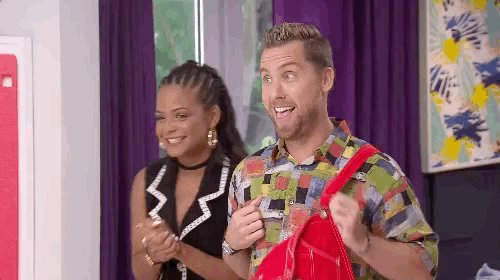 RT @MTV: #90sHouse with @ChristinaMilian and @LanceBass starts right now! Watch + tweet along with @MTV90sHouse ⚡️ https://t.co/uyqLqZ2GHn